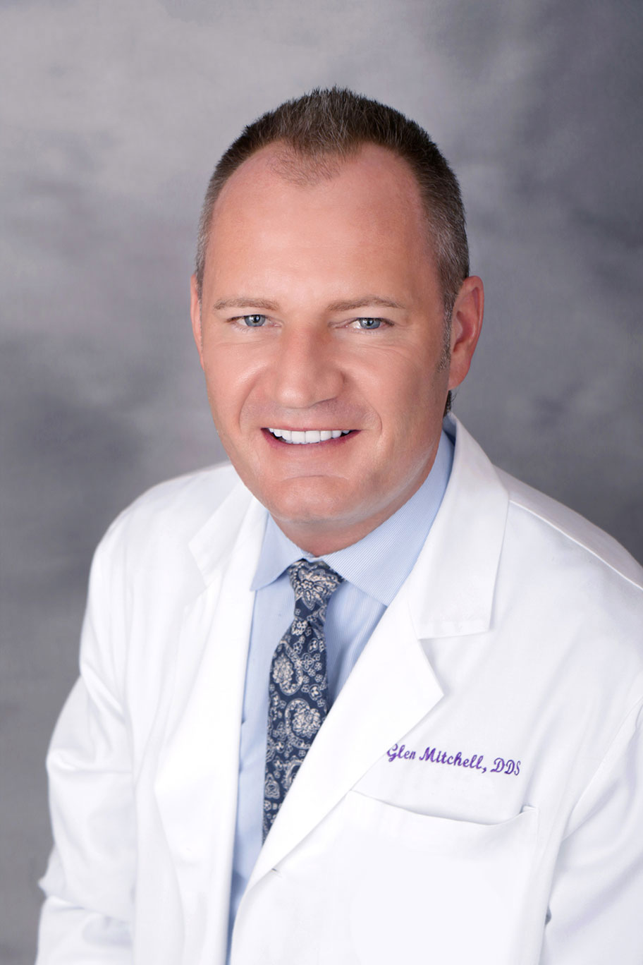 Dr. Glen Mitchell